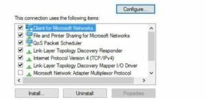no valid ip configuration windows 8