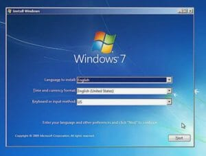 windows 7 repair
