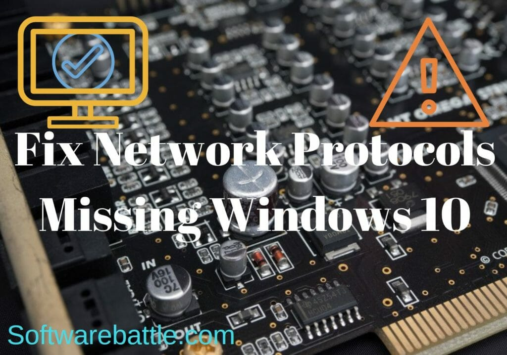 what is a network protocol error