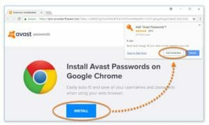 how safe is avast passwords